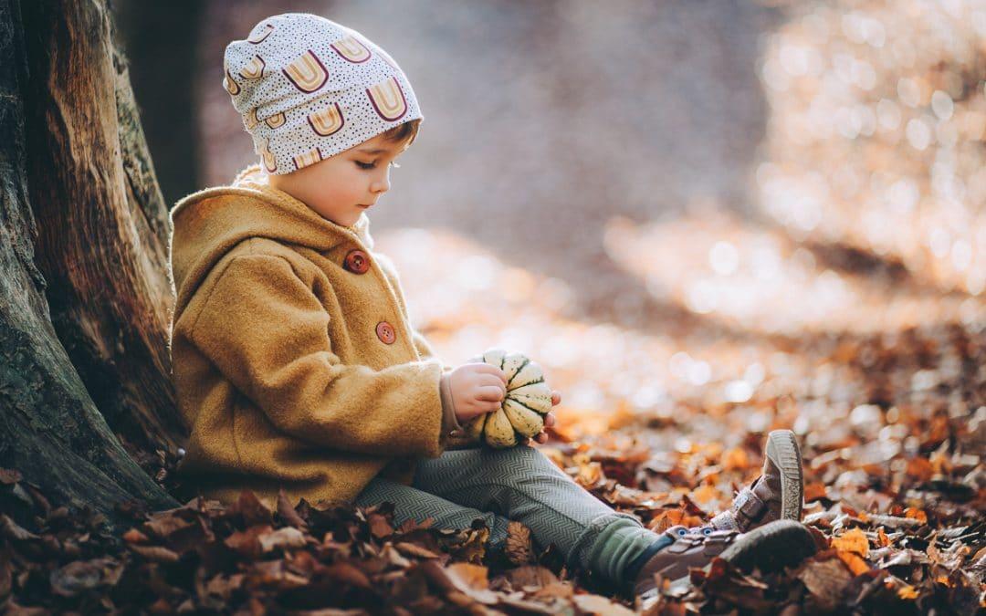 Familienfotografie im Herbst, Fotograf Oranienburg